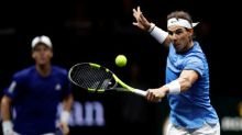 Team Europe jumps ahead in inaugural Laver Cup