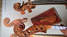 3D-printed Stradivarius replica is nearly indistinguishable from the real thing