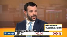 JPMorgan's Lafargue Says Dollar Should Remain on Weaker Path