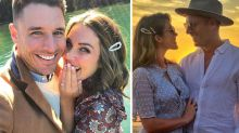 The Bachelorette's Georgia Love and Lee Elliot are engaged