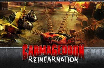 Carmageddon: Reincarnation plows into Steam Early Access