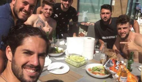 Primera Division: Isco: Gerüchte nach Fotopanne