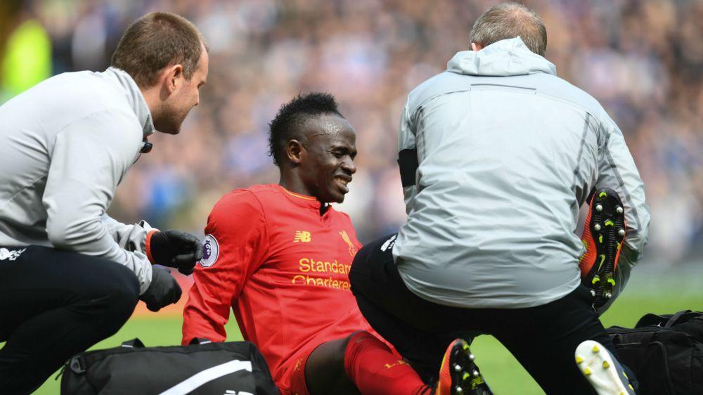 Liverpool: Angreifer Sadio Mane droht länger auszufallen