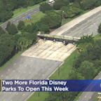 Two More Florida Disney Parks To Open This Week
