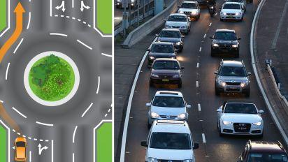 Road rule challenge sparks fiery debate among drivers