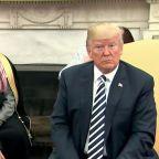 Rpt: Trump, Saudis seek 'mutually agreeable explanation' in killing