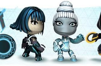 Tron: Legacy minipack, LBP.me updates for LittleBigPlanet 2
