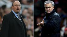 Rafa Benitez takes sly dig at Jose Mourinho after Man United power past Newcastle