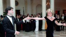 John Travolta recuerda su 'mágico' baile con la princesa Diana