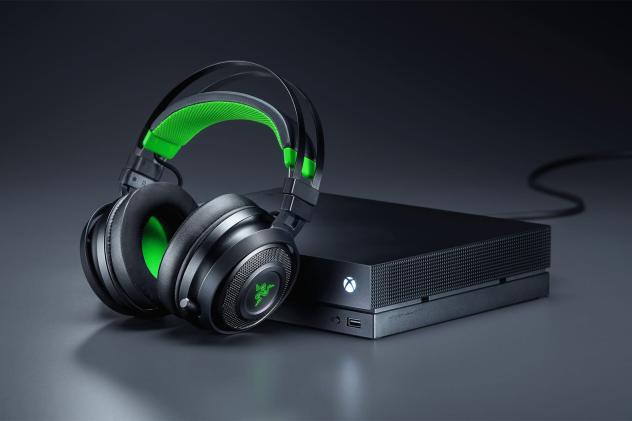 Razer brings its vibrating Nari Ultimate headset to Xbox One