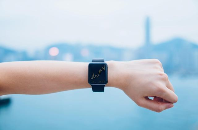 The wearable market is (still) booming