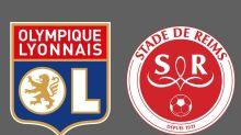 Ligue 1 de Francia: Lyon venció por 3-0 a Reims como local