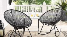 15 pieces of affordable outdoor furniture you can get on Amazon ahead of summer