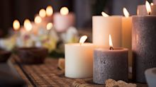 Scented candles cause more pollution than 'standing next to a busy road'