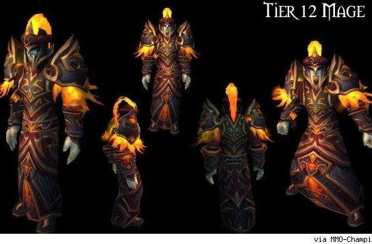 Arcane Brilliance: On the 12th tier and the set bonuses thereof