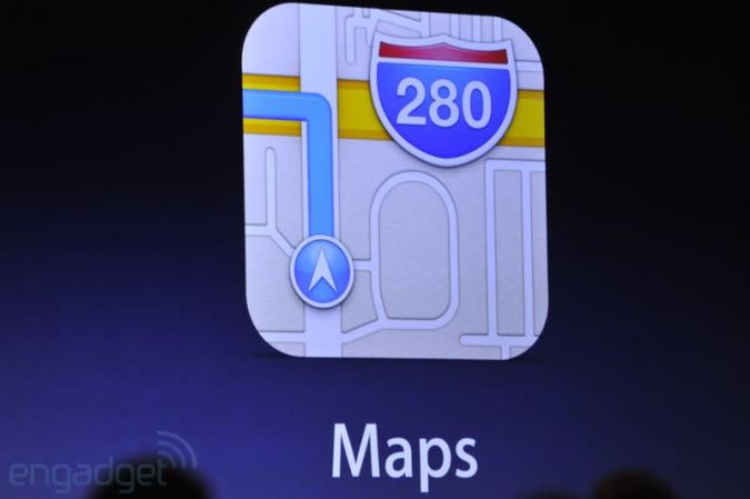 Apple officially gives Google Maps the boot, launches own Maps app with turn-by-turn navigation (updated)