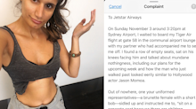 Woman claims she was 'slut-shamed' by airline
