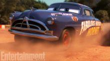 Pixar Head Explains How 'Cars 3' Brought Back Paul Newman