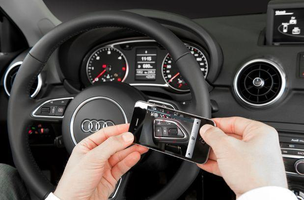 Audi's eKurzinfo app uses augmented reality to sidestep A3 owner's manual