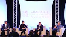 PHOTOS: Execs talk labor force, recession at Charlotte Regional Business Alliance conference