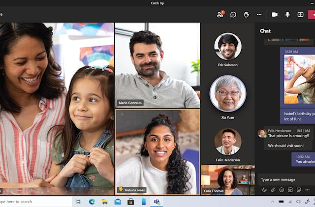 Microsoft Teams is ready for 'friends and family'