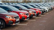 Used car market continues to boom in the UK