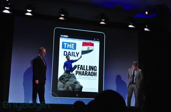 News Corporation shutters The Daily tablet newspaper as of December 15th