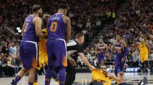 Suns' Jared Dudley, Marquese Chriss ejected after cheap shots on Ricky Rubio