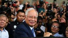 $800,000 spent in one day on Malaysia ex-PM's cards, court hears