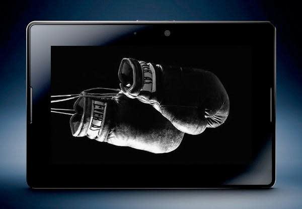 BlackBerry PlayBook vs. iPad vs. Galaxy Tab vs. Streak: the tale of the tape