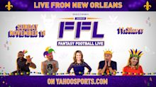 'Fantasy Football Live' is packing up the show and heading to New Orleans for Week 11
