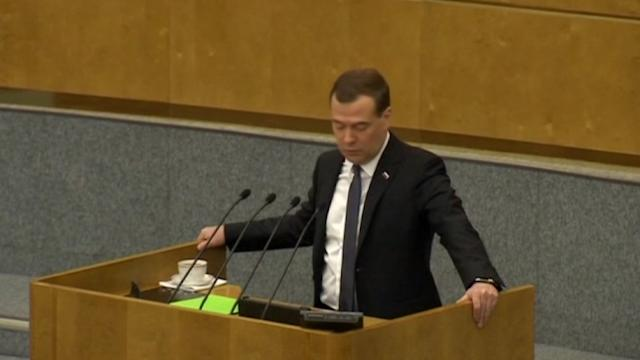 Russia can minimize sanctions' impact - PM Medvedev