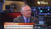 Dallas Fed's Fisher: Fed alone cannot fix shutdown