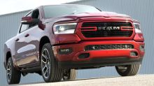 2019 Ram 1500 Sport trim is exclusive to Canada, can be replicated in America