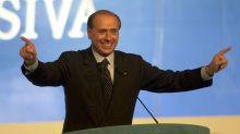 (FOTOS) El antes y el después de Berlusconi tras pasarse con el botox
