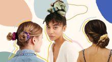 Scrunchie: 15 penteados estilosos para você usar com o acessório da vez