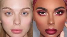Makeup artist turns a white woman into a black woman, but it's 'not about race'
