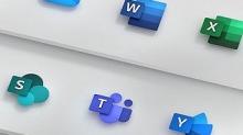 微軟Office換了新的圖標,這是近5年來第一次