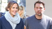 Ben Affleck and Jennifer Garner Stick to Their Breakup Script