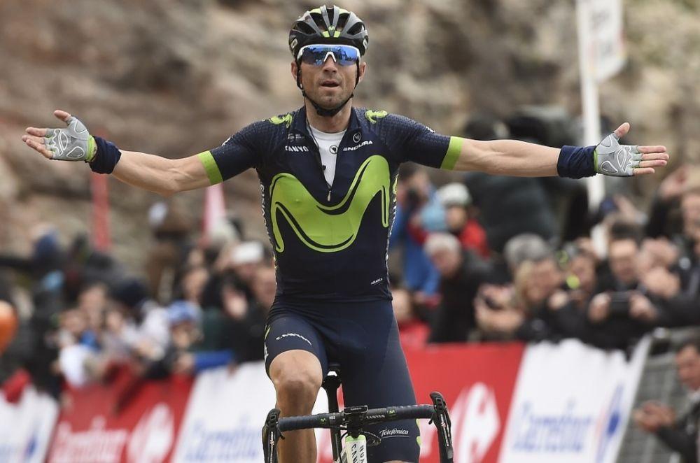 Flèche Wallonne: Valverde, évidemment