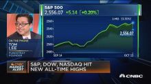 Fundstrat's Tom Lee raises year-end S&P target to 2,475