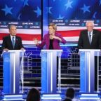 Democratic debate: Winners, losers, protests, arguments and all the key moments from Las Vegas