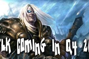 Blizzard: Wrath will be out in Q4 2008