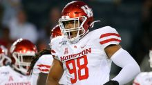 Bengals on hand for Houston DE Payton Turner's impressive pro day