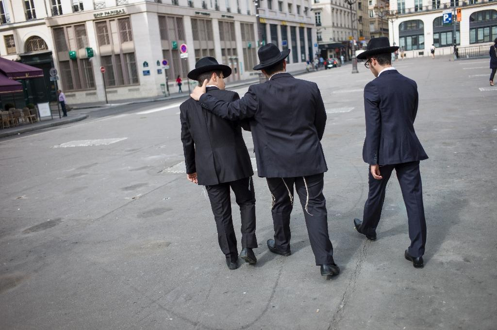 France has the largest Jewish community outside of Israel and the United States but since 2006, 40,000 of them have moved away