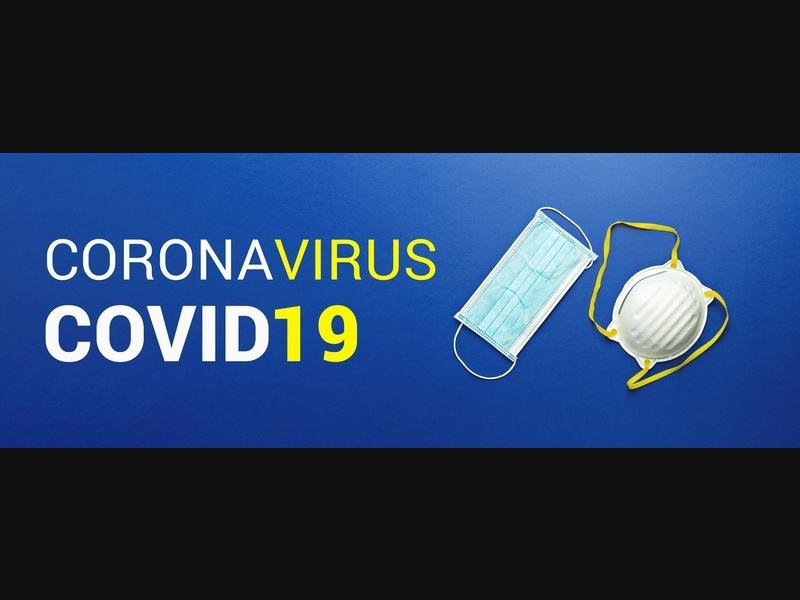 Masks are a good line of protection from the coronavirus.