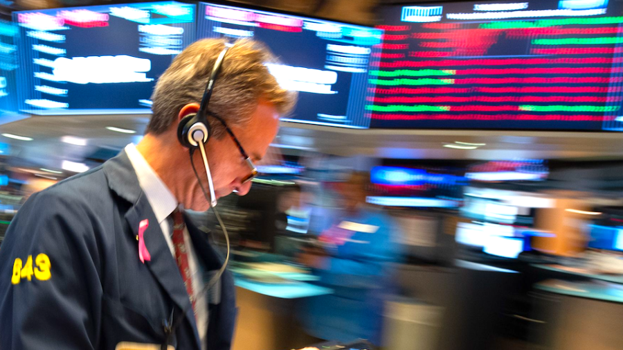 Markets are tumbling around the world