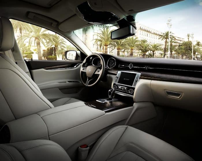 擁有GT靈魂的豪華旗艦 Maserati Quattroporte Diesel即日開始接單