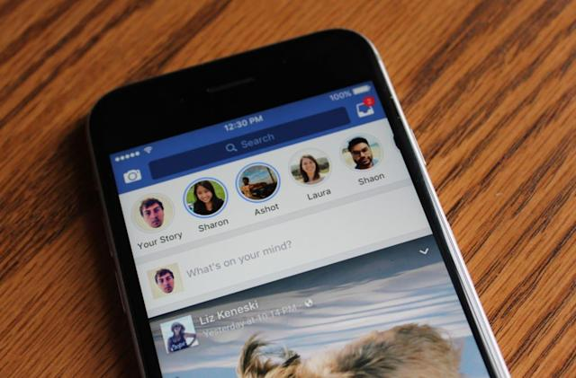 Facebook's camera can now make GIFs