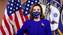 Pelosi says administration reviewing U.S. COVID-19 aid bill: CNN interview